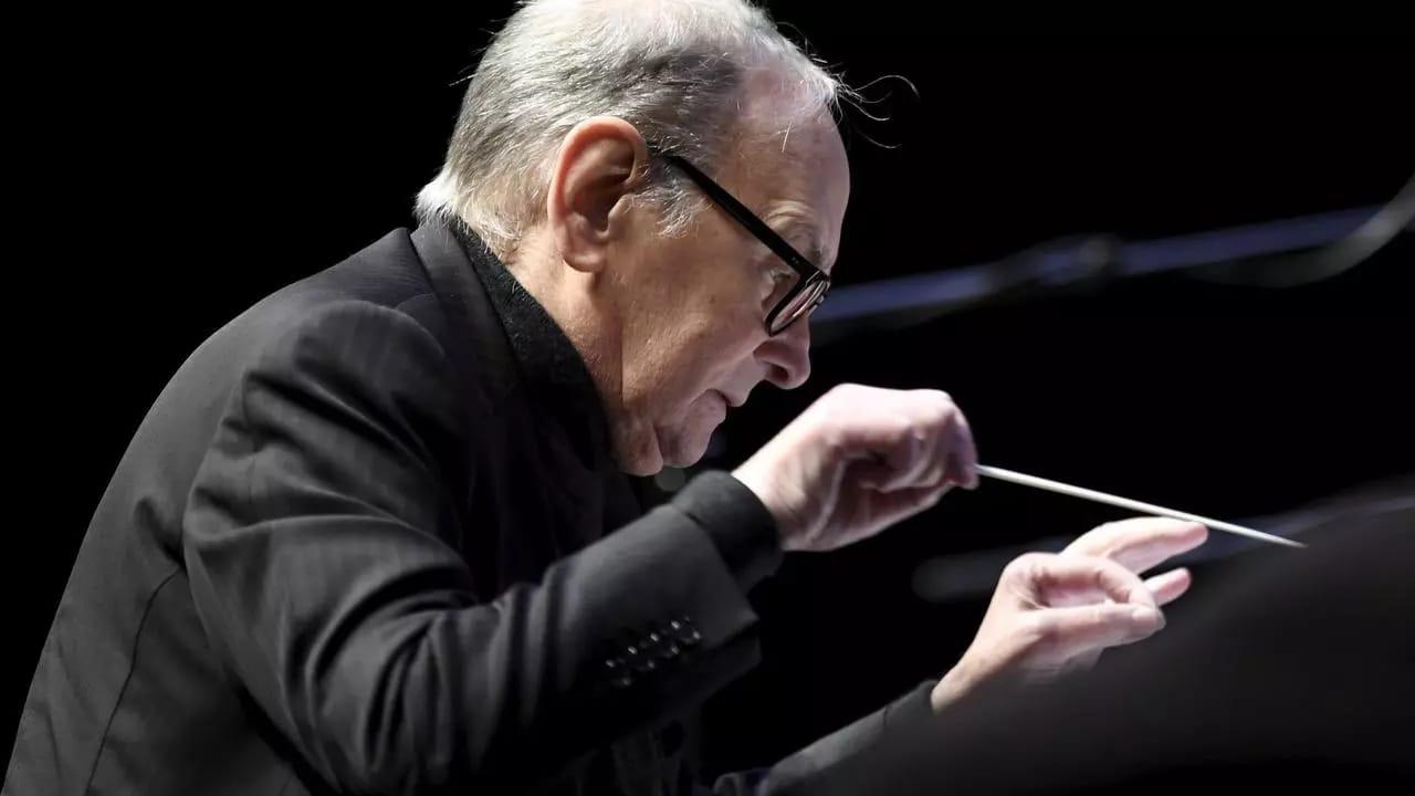 A los 91 años, murió el compositor italiano Ennio Morricone