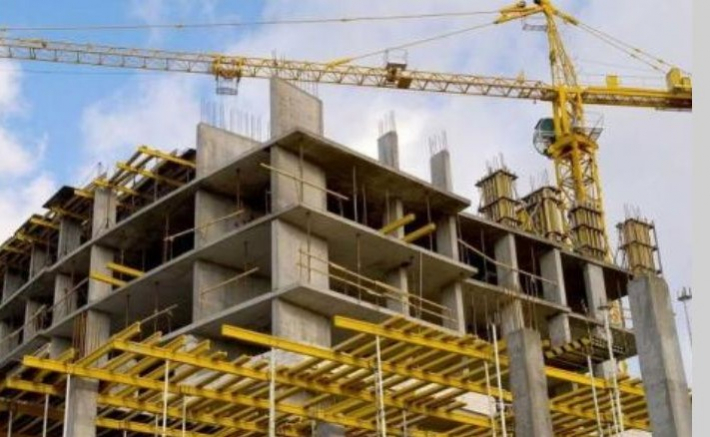 Por la cuarentena, la construcción volvió a derrumbarse en mayo 48,6%