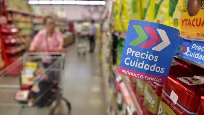 Anticipan incorporación de productos al lote de Precios Cuidados y promueven una suba promedio del 5%