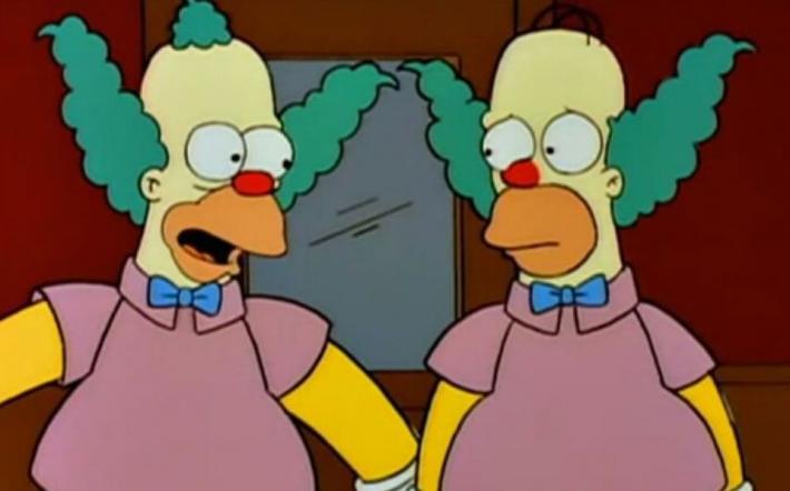 Los Simpson: Matt Groening reveló por qué Homero y Krusty son °casi iguales°