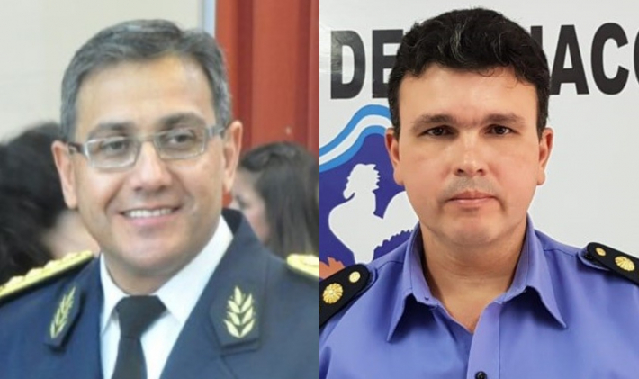 Nuevas autoridades en la Policía del Chaco