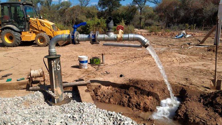 Inauguraron en Salta dos pozos de agua para las comunidades wichi con ayuda del sector privado