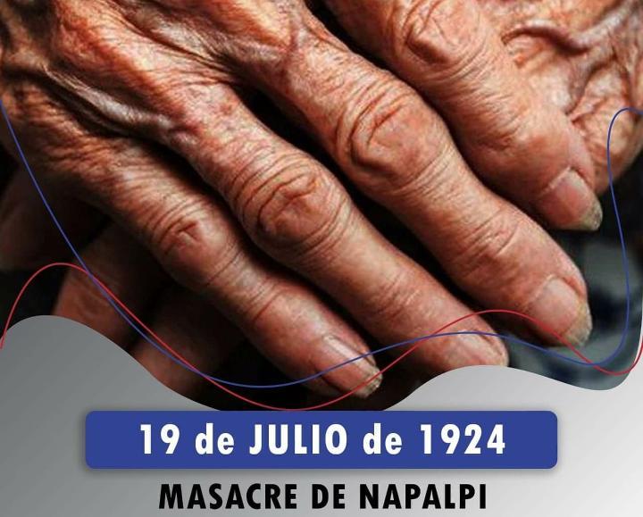Efemérides: Masacre de Napalpí   19 de Julio de 1924 - 2020