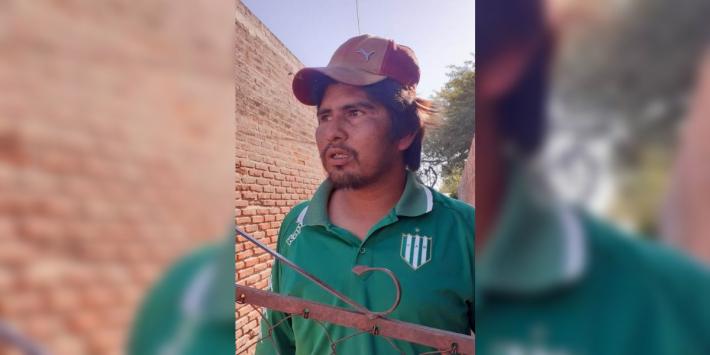 Desesperado pedido de un padre para volver con sus hijos a El Sauzalito