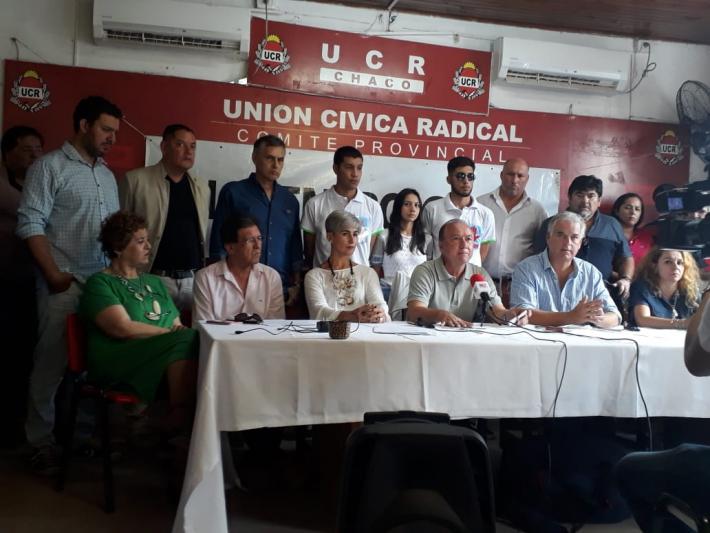 Encuentro Cívico: Pasaron 120 días para que Capitanich acepte convocar a otros sectores