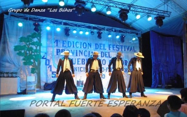 Primer Festival del Quebracho Colorado en Fuerte Esperanza