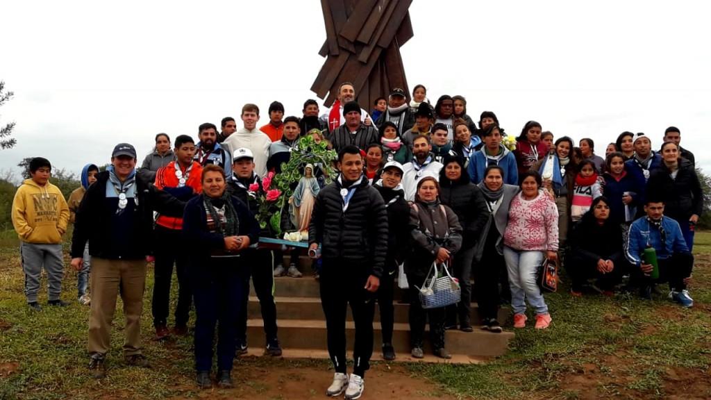 Gran Labor de Misioneros en Fuerte Esperanza   De Villa Soldati al Impenetrable
