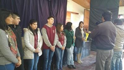Villa Angela: Alumnos de la EES Nº 14 finalistas del Festival Internacional de Cine de Puerto Madryn