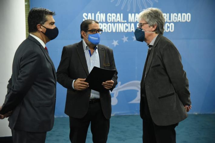 """Plan de Desescalada: """"Firmamos uno de los acuerdos con mayor consenso en la historia del Chaco"""", valoró Sager"""