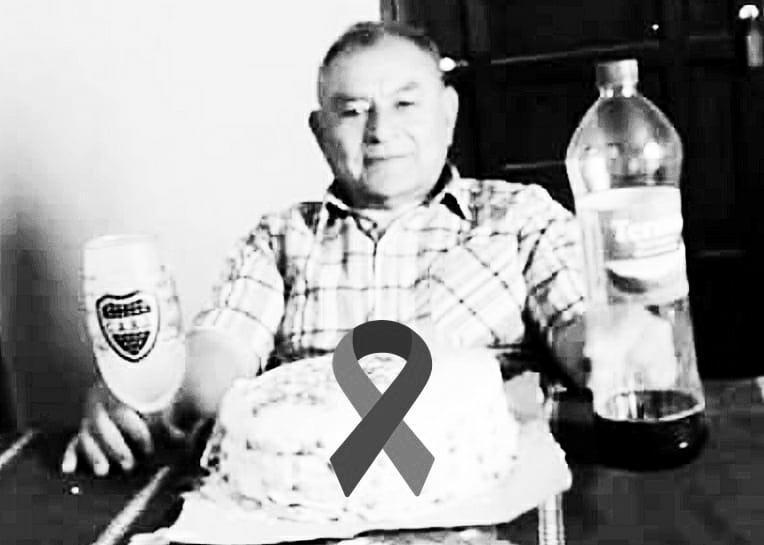 Partió a una Vida Mejor Don Cándido Palavecino | QEPD