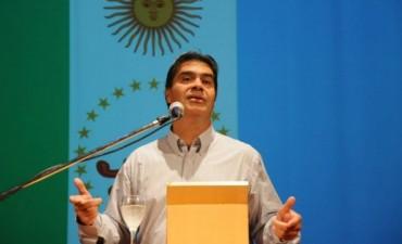 Capitanich Propone Limitar las Reelecciones en Cargos Electivos Provinciales