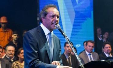 Radicales reciben con entusiasmo mensaje de Scioli para trabajo en conjunto