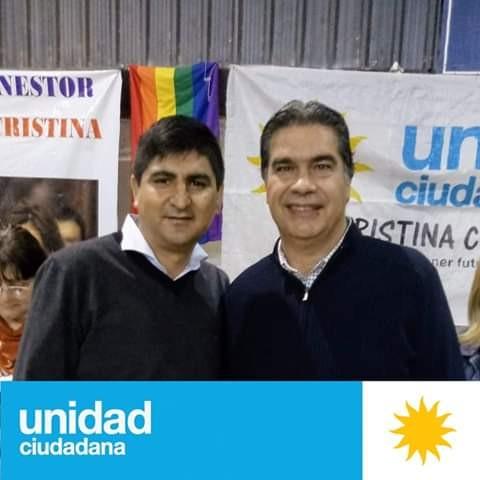 Saenz Peña: Ramón Cejas ratifica su candidatura