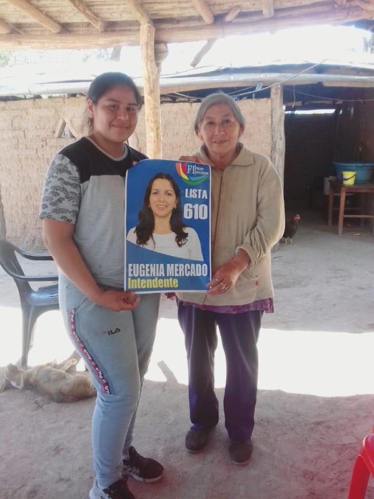 Fortín Belgrano: Romano trabaja intensamente para las Elecciones 2019