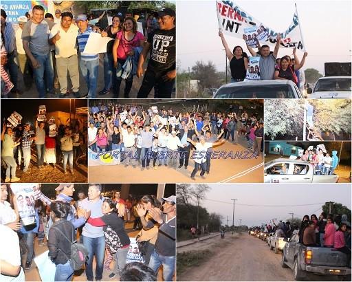 Berna Santillán: Agradezco a todo el pueblo que me acompañó en este Lanzamiento de Campaña | Elecciones 2019