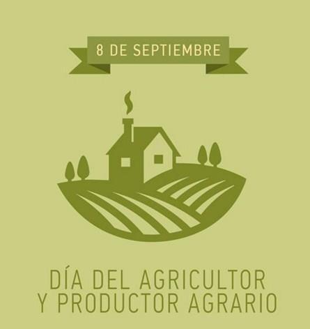 8 de septiembre: Día del agricultor