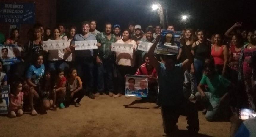 Frente Integrador: Jaime Parra Recorrió el Impenetrable cosechando votos | Elecciones 2019