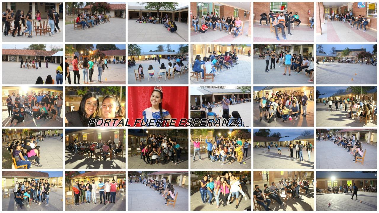 La Escuela de Educación Secundaria N° 136 plasmada de actividades en conmemoración al Día del Estudiante.