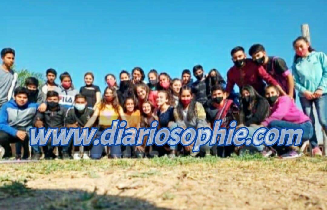 Fiesta del Estudiante en la EPGS N° 7   2021