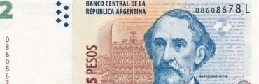 Adiós al billete de 2 pesos: el Banco Central rescatará los ejemplares en circulación