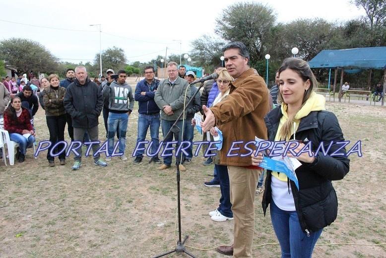 Comandancia Frías: Referentes Originarios y Criollos piden a Capitanich concentración en la Plaza Central