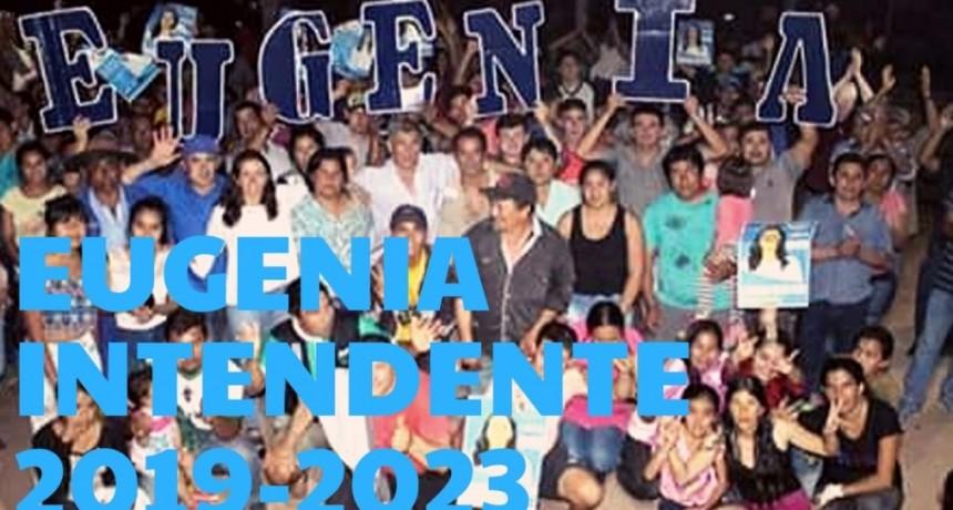 Eugenia Mercado invita al Cierre de Campaña del Frente Integrador Lista 610 | Elecciones 2019