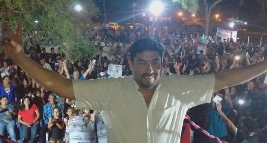 Walter Correa: Gracias por el acompañamiento y el apoyo | Elecciones 2019