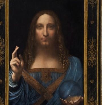 """El cuadro más caro de la historia: """"Salvador del Mundo"""" de Leonardo da Vinci se vendió por USD 450 millones"""