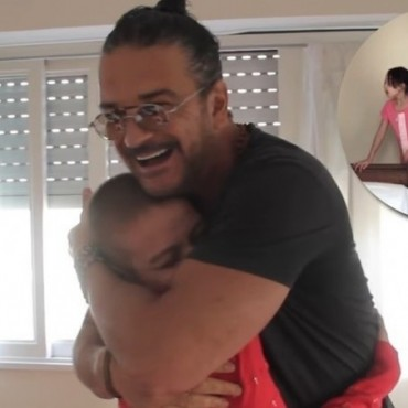 No podía ir a ver a Ricardo Arjona por una grave enfermedad y él le hizo un show sorpresa en privado
