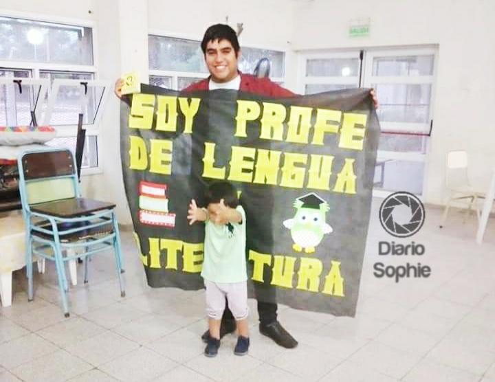 Nuevo Profesional en Fuerte Esperanza: Cristian Edgardo Palavecino.