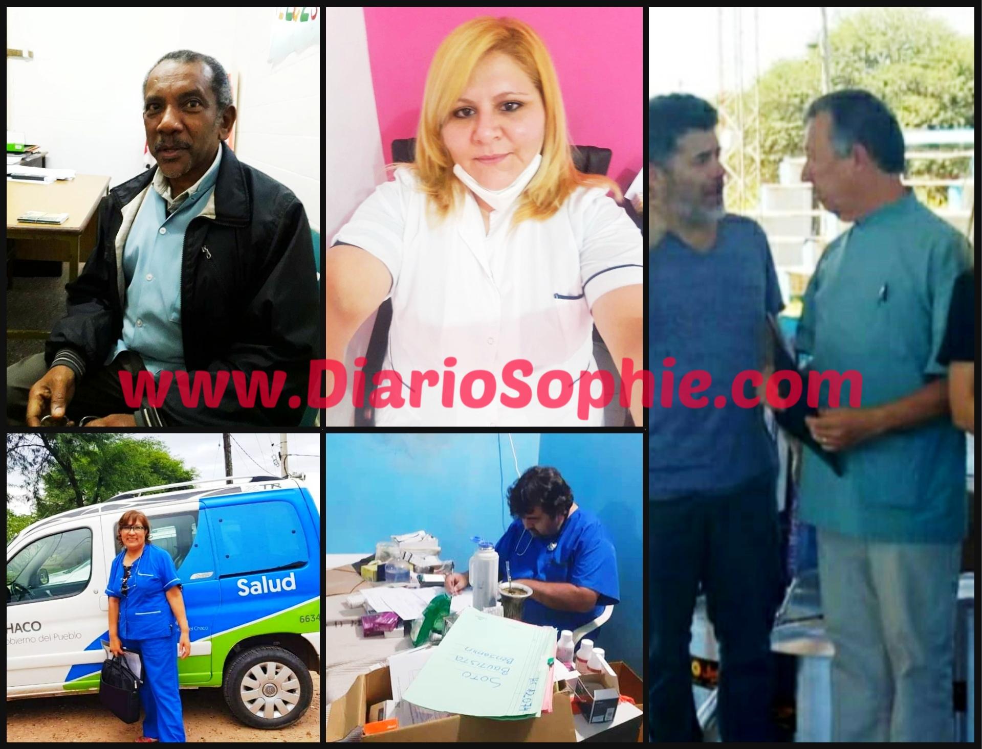 3 DE DICIEMBRE DÍA DEL MÉDICO | Feliz Día a Todos los Médicos del Impenetrable