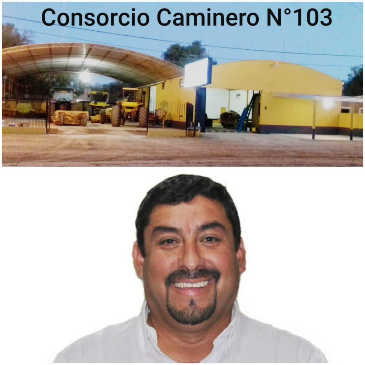Fuerte Esperanza: Bulinky Correa y Taboada ahora van por el maletín del Consorcio Caminero Nº 103